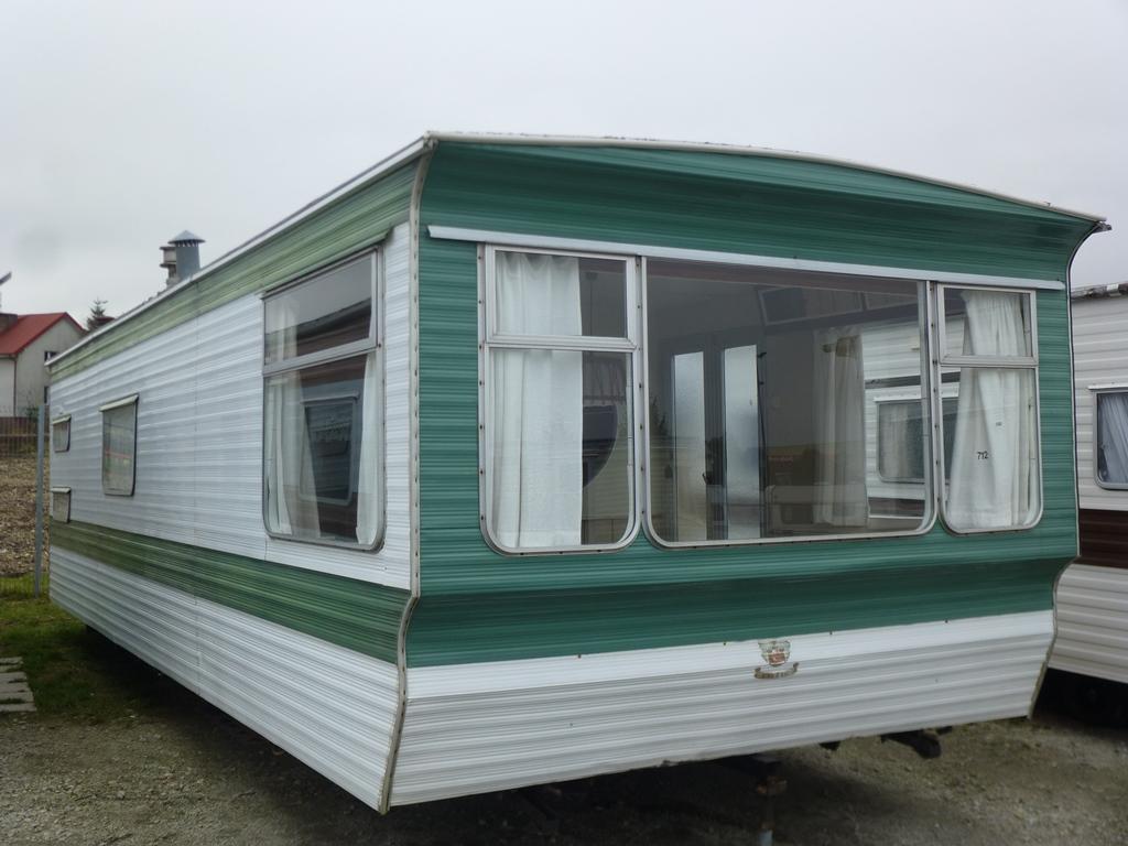 Domek holenderski 8,50 x 3 m