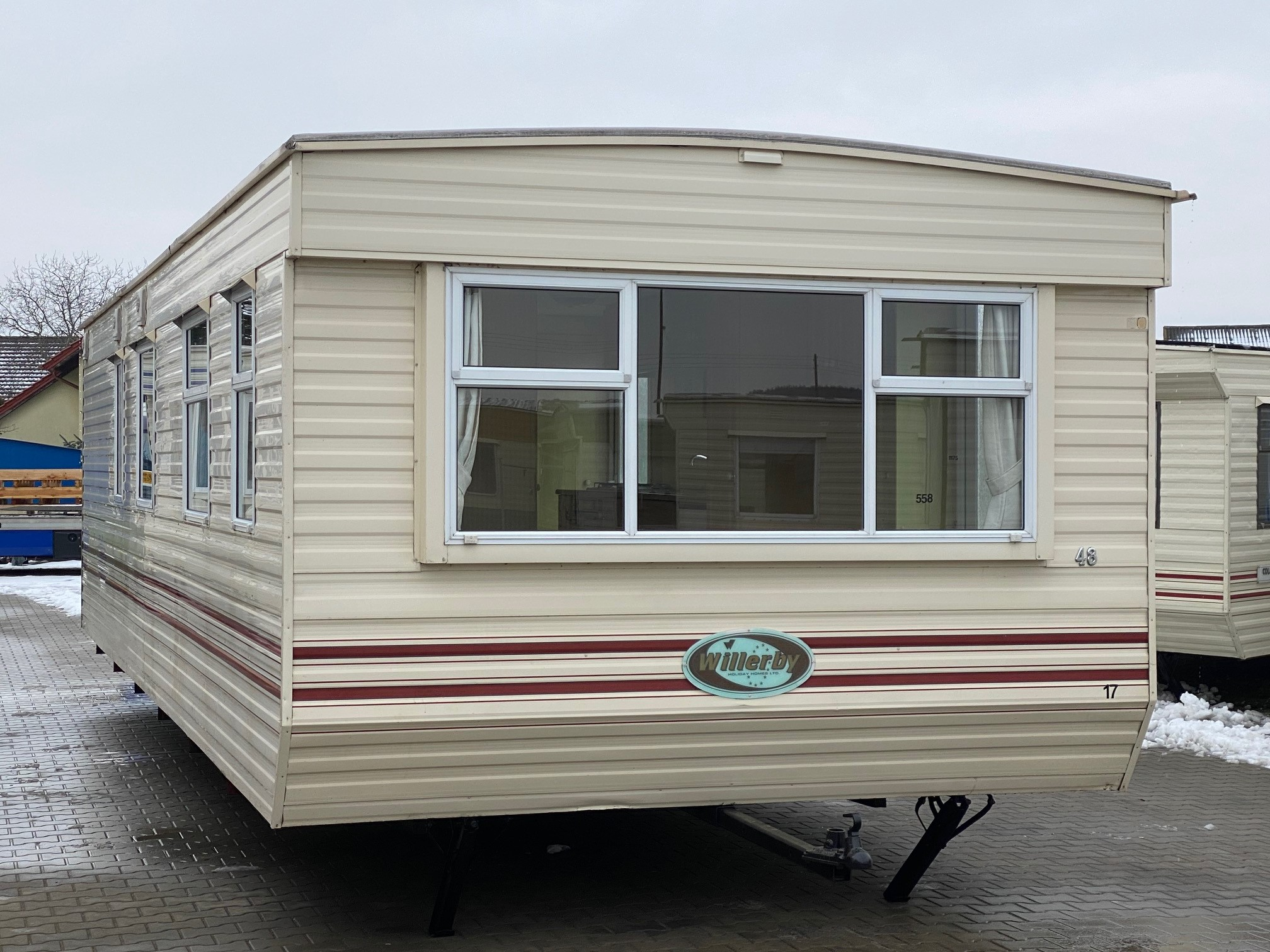WILLERBY CEARNARFOON 8,80 x 3,0 M