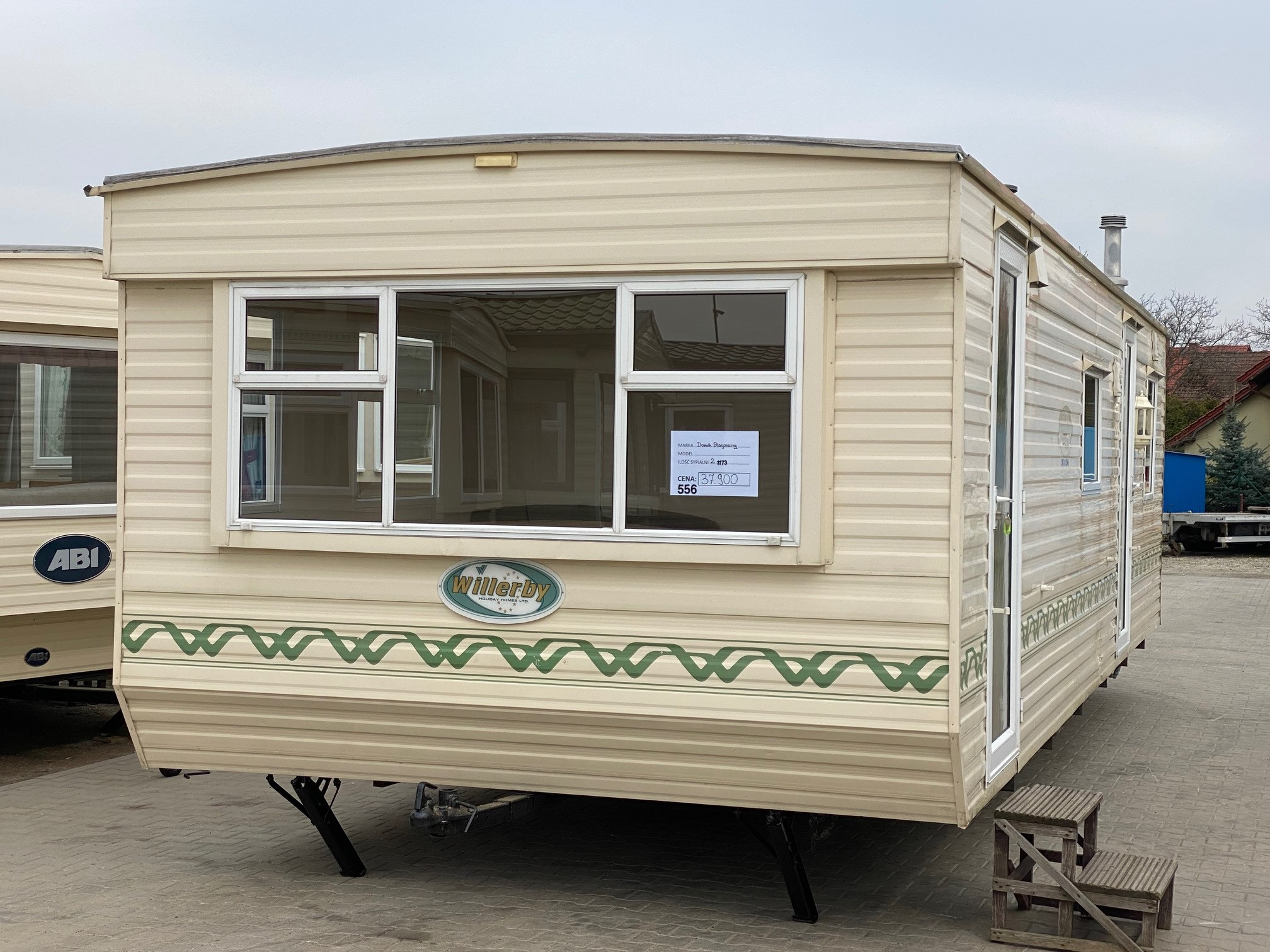 WILLERBY CEARNARFOON 8,80 x 3,10 M